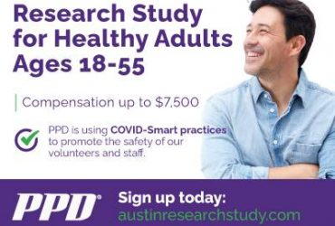 Research Study for Healthy Adults – Pays up to $7500 (Austin)