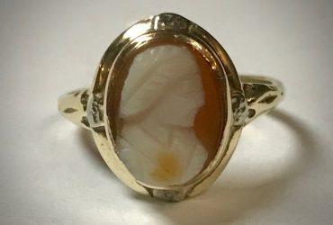 Antique Stone Ring