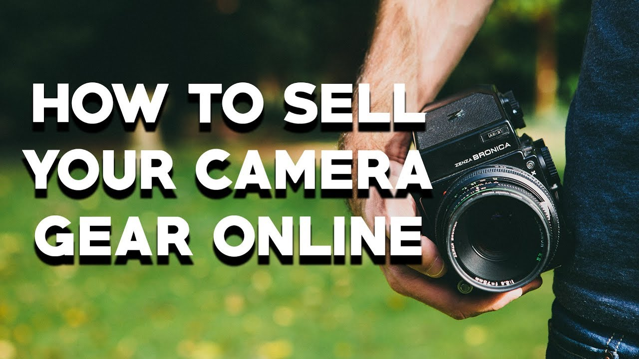 How To Sell Your Digital Camera?