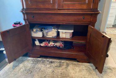 Armoire/Wardrobe – $150 (Bentonville)