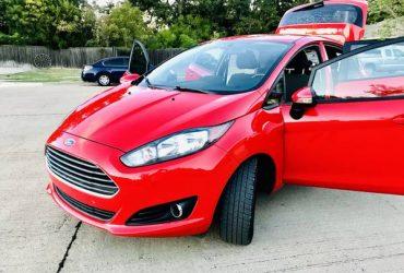 2014 Ford Fiesta – $4,400 (DALLAS)