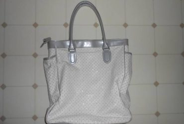 """Tonner Doll Convention Tote Bag – ADULT SIZE 14"""" x 15"""" x 5"""" EUC"""