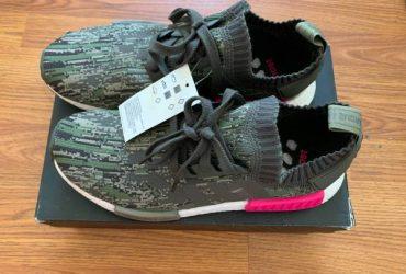 New men adidas shoe size 10