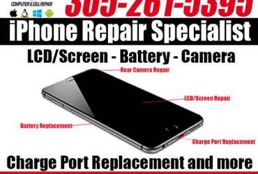 iPhone Repair Specialist – 5 Star Repair (Miami)
