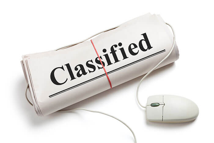 Using Online Classified Ads For Your Business