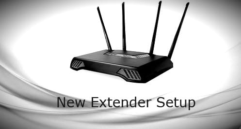 New Extender Setup – Get An Overview Of The Installation Process!