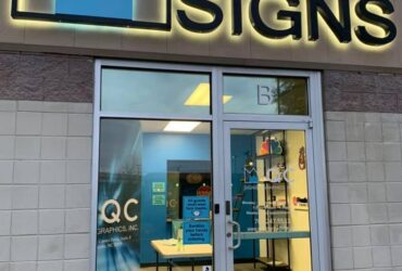 Best Custom Business Storefront Signs in Charlotte, NC