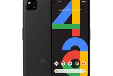 Google Pixel 4a – New Unlocked Android Smartphone – 128 GB of Storage – Up to 24 Hour Battery – Just Black