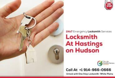 Locksmith Hastings on Hudson | One Stop Locksmith- White Plains
