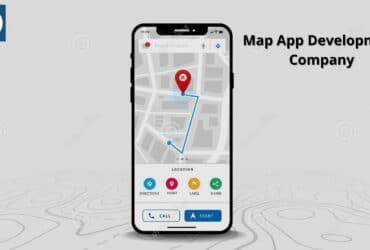 Top Map App Development Company