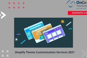 Best Shopify theme customization Services