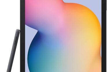 "Samsung Galaxy Tab S6 Lite 10.4"", 64GB Wi-Fi Tablet Oxford Gray – SM-P610NZAAXAR – S Pen Included"