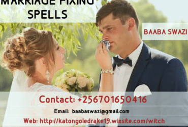 marriage fixing spells that work