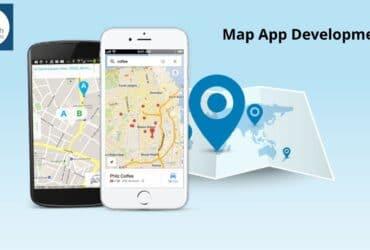 Best Map App Development Company