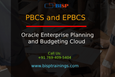 PBCS and EPBCS Online Training | Oracle EPM Consulting