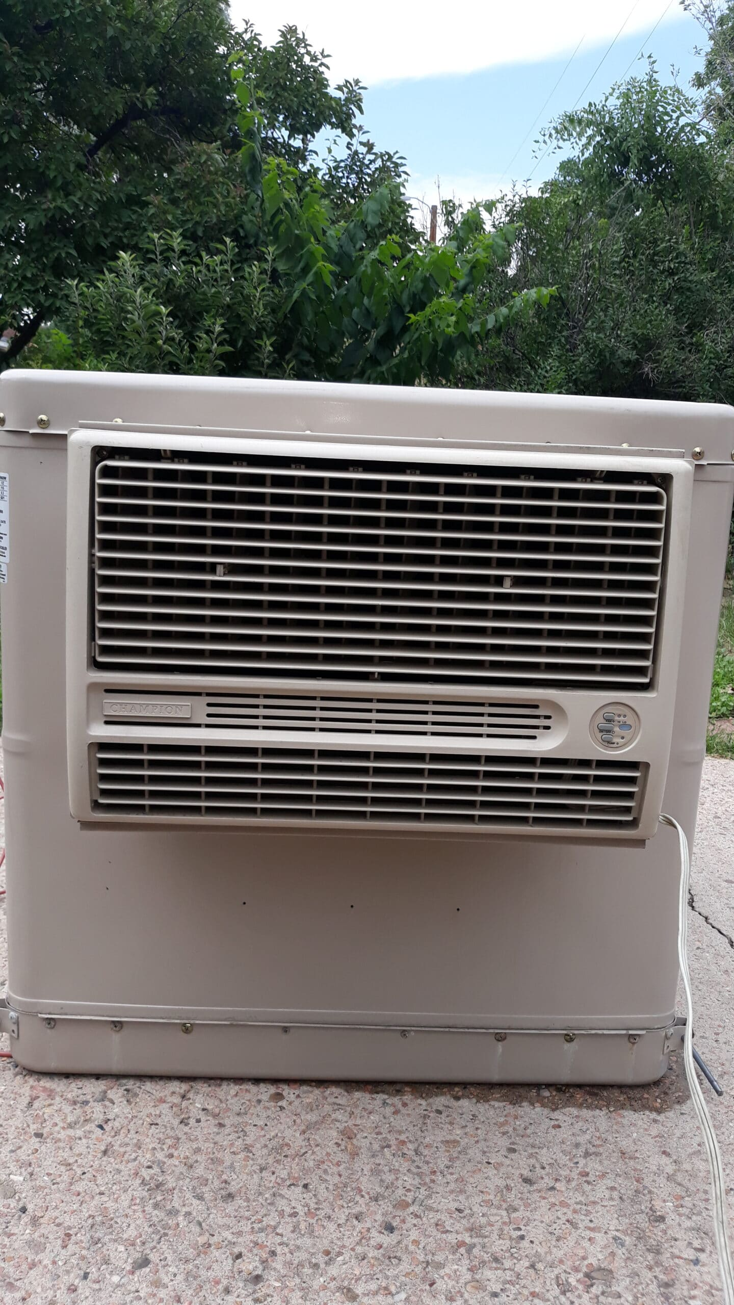 For sale Great like new Swamp Cooler