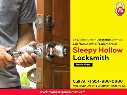 Sleepy Hollow Locksmith | One Stop Locksmith- White Plains