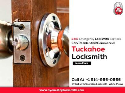Tuckahoe Locksmith | One Stop Locksmith- White Plains