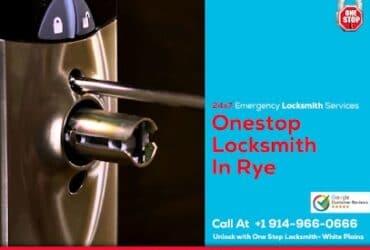 Locksmith Rye | One Stop Locksmith- White Plains