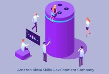 Amazon Alexa Skills Development Company