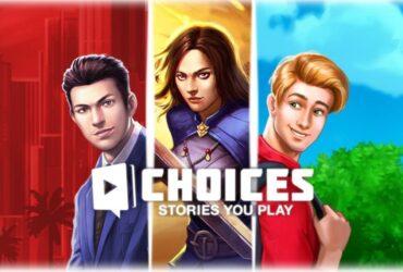 Wählen Sie die Richtung der Geschichte in verschiedenen Geschichten in Choices MOD APK