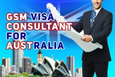 GSM Visa Consultant for Australia