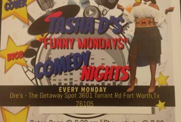 FUNNY MONDAYS COMEDY NIGHTS (Fort Worth)