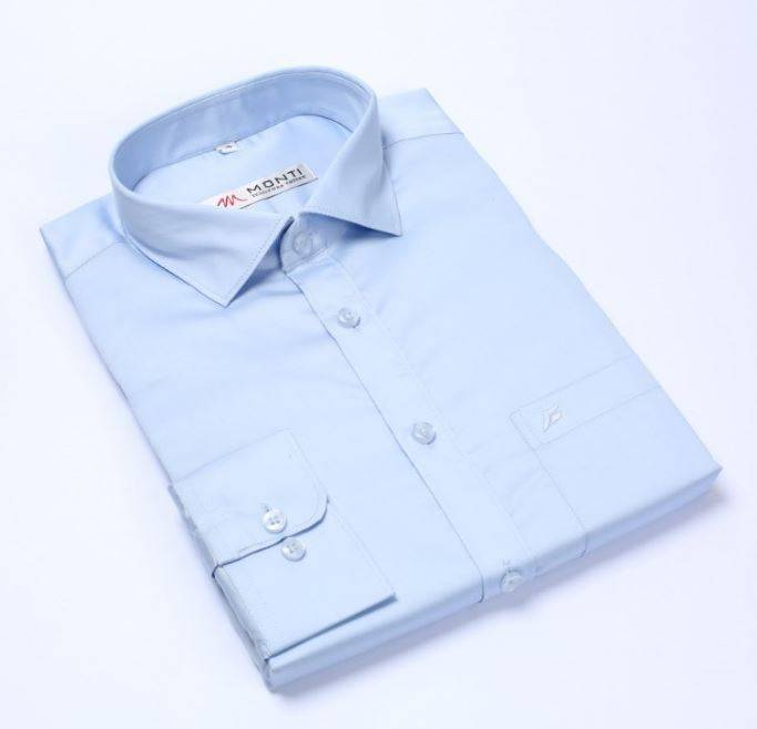 Men′s Casual Long Sleeve Vertical Striped Slim Fit Dress Shirts