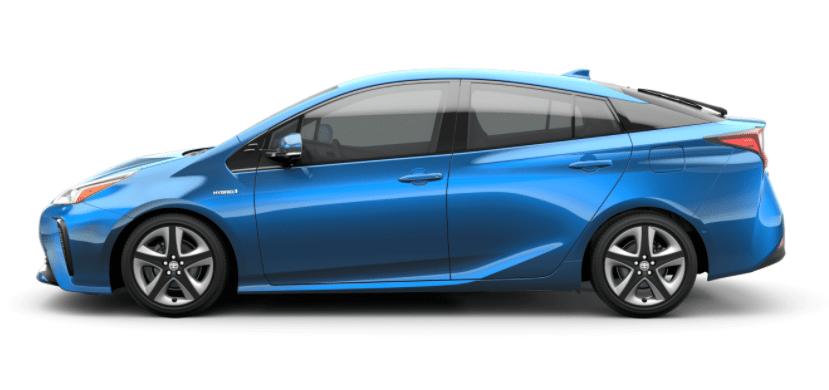 2021 PRIUS THE BEST CAR