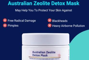Zeolite Face Detox Mask Supplier – Australian Cosmetics