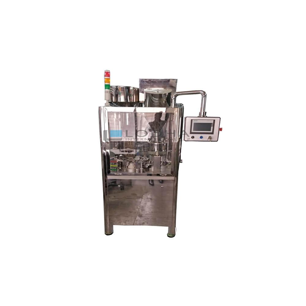Automatic Single Head Vial Cap Sealing Machine at Lodha International LLP