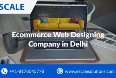 Best eCommerce Web Designing Company in Delhi