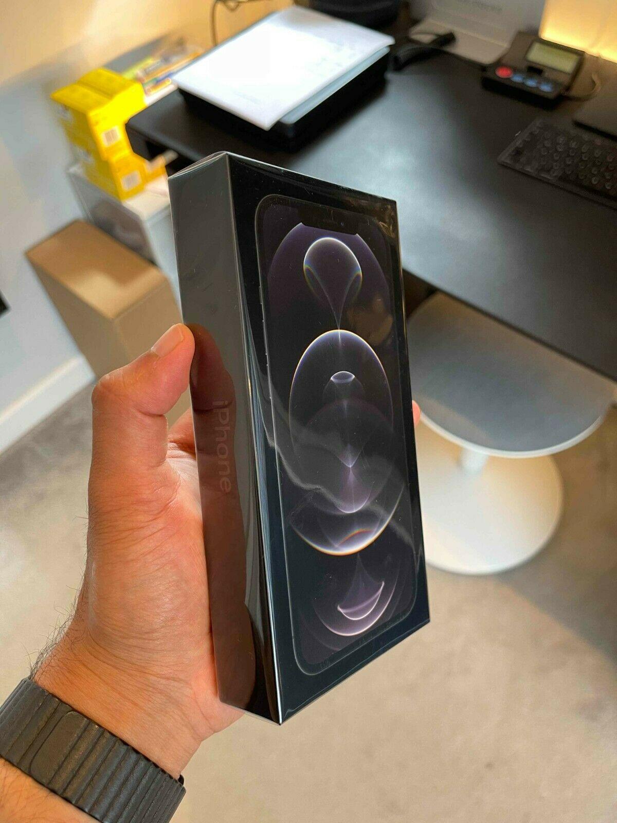Brand new Apple iPhone 12 Pro Max 512GB