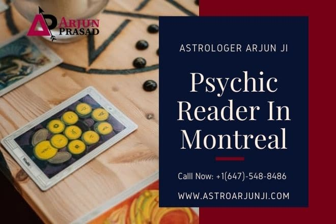 Book An Appointment With The Top Psychic Reader in Montreal