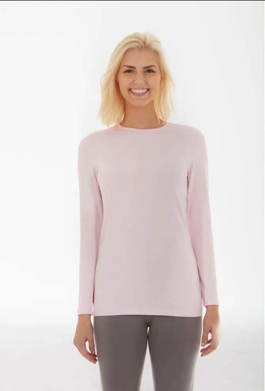Women's Crew Neck Thermal Shirt – Bodtek