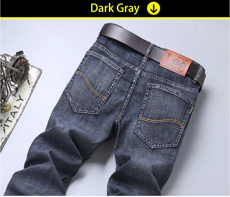 Men's Denim Wear