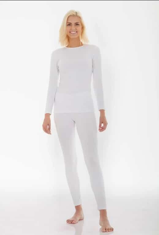 Women's Thermal Underwear Set – Bodtek