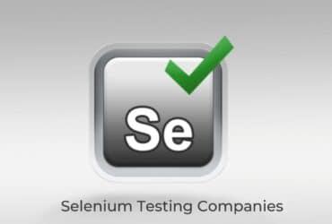 Selenium Testing Companies