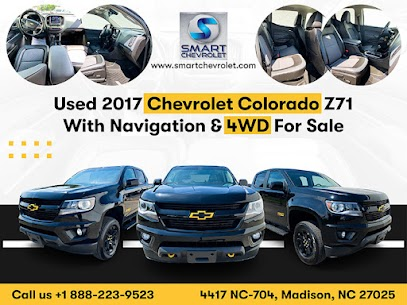 Used 2017 Chevrolet Colorado Z71 With Navigation & 4WD For Sale