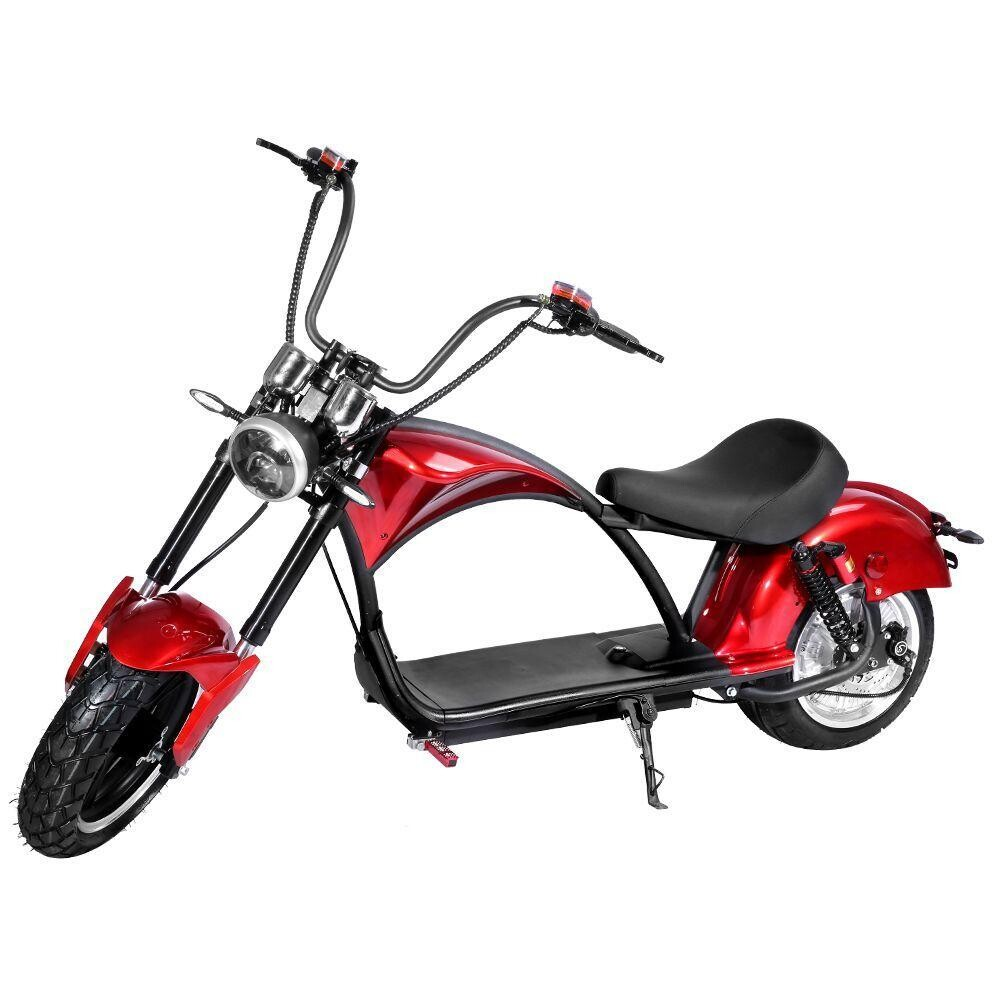 NEW CityCoco 2000W 60V 20AH Electric Scooter Chopper Harley Style
