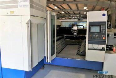 Trumpf 5000 Watt CNC Flying Optic Laser