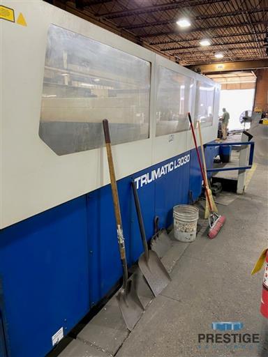 Trumpf Trumatic L3030 4000 Watt Flying Optic Laser
