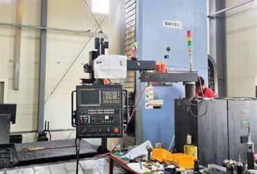 "Doosan 5.12"" DBC-130L CNC Table Type Horizontal Boring Mill"
