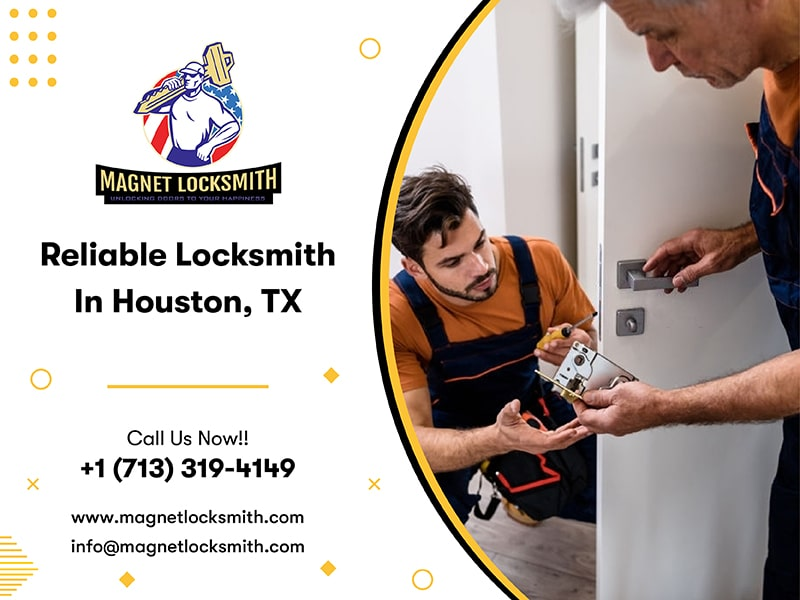 Locksmith in Houston – Best Option you Have in Emergency Situations
