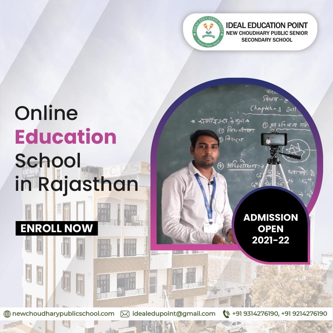 Online Education School in Rajasthan
