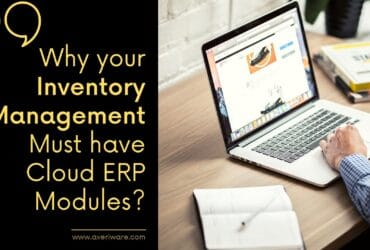 Try Our Cloud ERP Inventory Management Software