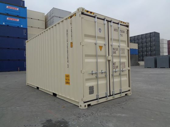 20 ft. High Cube Shipping Container
