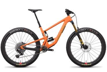 2022 Santa Cruz Hightower X01 AXS RSV Carbon CC 29 Mountain Bike (Price USD 5900)