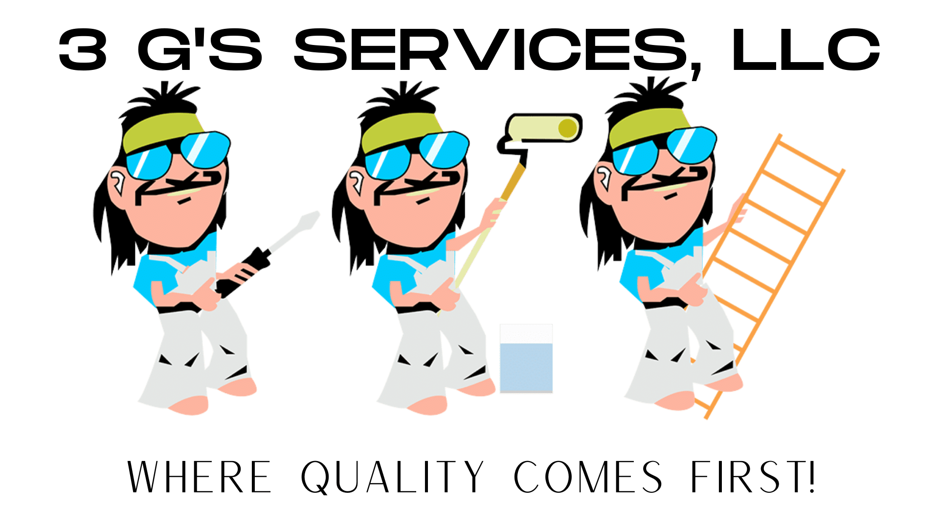 3 G's Services   Vet Owned & Family-Owned Handyman