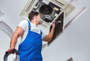 Certified Air Duct Cleaning Rocklin Company- KleenAir